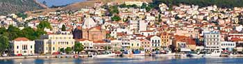 Lesbos - North-Eastern Aegean Islands