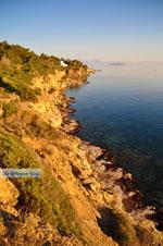 The jagged coast of Angistri (Agkistri) | Greece | Greece  Photo 2 - Photo JustGreece.com