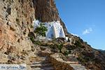 JustGreece.com Hozoviotissa Amorgos - Island of Amorgos - Cyclades Photo 77 - Foto van JustGreece.com