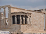 The Erechtheion, Acropolis of Athens (Attica)  - Photo JustGreece.com