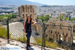 Herodes Atticus Athens Theater naast the Acropolis | Athens | Greece  Photo 2 - Photo JustGreece.com