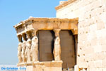 JustGreece.com Erechtheion naast the Parthenon | Acropolis of Athens (Attica) | Greece  Photo 3 - Foto van JustGreece.com