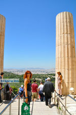 JustGreece.com Propylea Akropolis | Athens Attica | Greece  Photo 2 - Foto van JustGreece.com