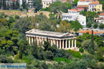 JustGreece.com Theseion from Acropolis in Athens | Attica | Greece  - Foto van JustGreece.com