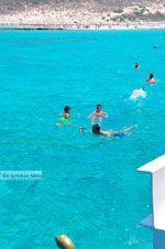 JustGreece.com Balos beach Crete - Greece - Balos - Gramvoussa Area Photo 10 - Foto van JustGreece.com