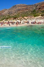 JustGreece.com Balos beach Crete - Greece - Balos - Gramvoussa Area Photo 25 - Foto van JustGreece.com