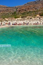 JustGreece.com Balos beach Crete - Greece - Balos - Gramvoussa Area Photo 26 - Foto van JustGreece.com
