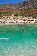 Balos beach Crete - Greece - Balos - Gramvoussa Area Photo 27 - Photo JustGreece.com