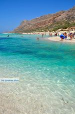 JustGreece.com Balos beach Crete - Greece - Balos - Gramvoussa Area Photo 28 - Foto van JustGreece.com