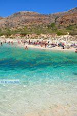 Balos beach Crete - Greece - Balos - Gramvoussa Area Photo 41 - Photo JustGreece.com