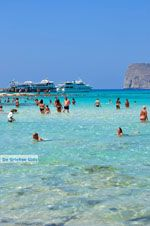 JustGreece.com Balos beach Crete - Greece - Balos - Gramvoussa Area Photo 52 - Foto van JustGreece.com