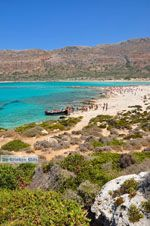 JustGreece.com Balos beach Crete - Greece - Balos - Gramvoussa Area Photo 58 - Foto van JustGreece.com