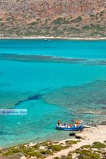 JustGreece.com Balos beach Crete - Greece - Balos - Gramvoussa Area Photo 60 - Foto van JustGreece.com