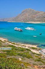 JustGreece.com Balos beach Crete - Greece - Balos - Gramvoussa Area Photo 74 - Foto van JustGreece.com