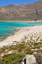 JustGreece.com Balos beach Crete - Greece - Balos - Gramvoussa Area Photo 75 - Foto van JustGreece.com