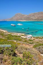 JustGreece.com Balos beach Crete - Greece - Balos - Gramvoussa Area Photo 76 - Foto van JustGreece.com