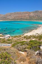 JustGreece.com Balos beach Crete - Greece - Balos - Gramvoussa Area Photo 77 - Foto van JustGreece.com