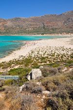 JustGreece.com Balos beach Crete - Greece - Balos - Gramvoussa Area Photo 78 - Foto van JustGreece.com