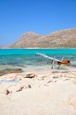 JustGreece.com Balos beach Crete - Greece - Balos - Gramvoussa Area Photo 117 - Foto van JustGreece.com