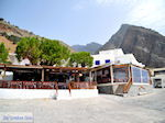 JustGreece.com Terraces at the small harbour of Agia Roumeli | Chania Crete | Greece - Foto van JustGreece.com