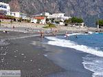 JustGreece.com The sandy-pebble beach Agia Roumeli Photo 4 | Chania Crete | Greece - Foto van JustGreece.com
