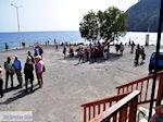 JustGreece.com Wachtend on the boot die ons of Agia Roumeli to Chora Sfakion zal brengen | Chania Crete | Greece - Foto van JustGreece.com