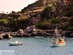 JustGreece.com Vissersbootjes Somewhere between Agia Roumeli and Loutro | Chania Crete | Greece - Foto van JustGreece.com