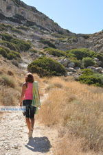 JustGreece.com From Matala to Red Beach | South Crete | Greece  Photo 3 - Foto van JustGreece.com