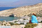 JustGreece.com From Matala to Red Beach | South Crete | Greece  Photo 36 - Foto van JustGreece.com