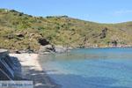 beach near Andros town (Chora) | Island of Andros | Greece  Photo 2 - Foto van JustGreece.com