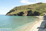 JustGreece.com beach near Andros town (Chora) | Island of Andros | Greece  Photo 4 - Foto van JustGreece.com