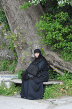 JustGreece.com Panachrantou monastery | Island of Andros | Greece  | Photo 7 - Foto van JustGreece.com