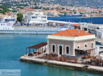 Cafetaria aan The harbour of Chios - Island of Chios - Photo JustGreece.com