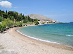 The rustige pebble beach Vrondados - Island of Chios - Photo JustGreece.com