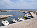 JustGreece.com Little harbour in Vrondados - Island of Chios - Foto van JustGreece.com