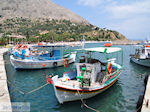 Bootjes at The harbour of Daskalopetra - Island of Chios - Photo JustGreece.com