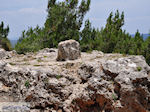The steen of Homerus in Daskalopetra - Island of Chios - Photo JustGreece.com