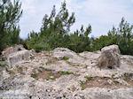 Homerus stone Daskalopetra - Island of Chios - Photo JustGreece.com