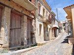 JustGreece.com Traditionele huizen Volissos - Island of Chios - Foto van JustGreece.com