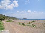 Zandweg aan de west coast  - Island of Chios - Photo JustGreece.com