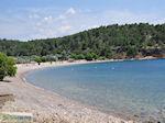Pebble beach west coast  - Island of Chios - Photo JustGreece.com
