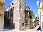 Traditioneel stenen huis in Pyrgi - Island of Chios - Photo JustGreece.com