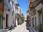 Straatje in Pyrgi - Island of Chios - Photo JustGreece.com