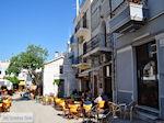 The centrale villagesplein in Pyrgi - Island of Chios - Photo JustGreece.com