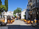 Pyrgi villagesplein - Island of Chios - Photo JustGreece.com