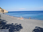Zwart kiezelbeach Emborios - Island of Chios - Photo JustGreece.com