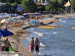 JustGreece.com Beautiful Sandy beach Karfas - Island of Chios - Foto van JustGreece.com