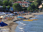 The gezellige Karfas beach - Island of Chios - Photo JustGreece.com