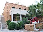 Binnenplaats hotel Grecian Castle - Island of Chios - Photo JustGreece.com