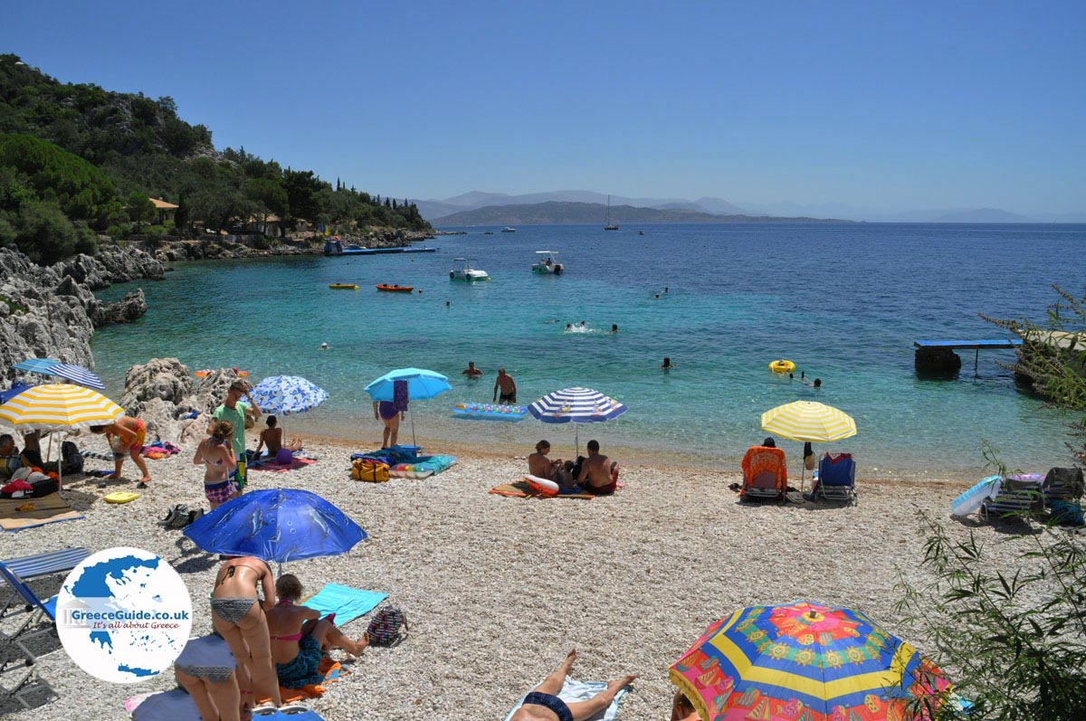 Quiet Small Hotel Beach Holidays In The Greece Islands